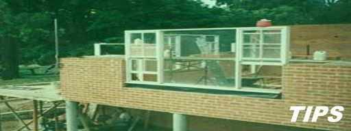 bouwmaterialen bakstenen tegels dakpannen enz... TIPS
