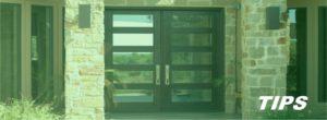 buitendeur voordeur voor woning of kantoor TIPS