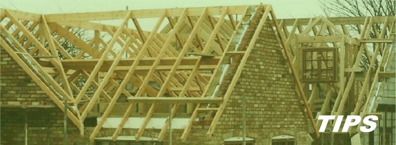 dakwerken schuin plat dak dakmaterialen dakbedekking TIPS