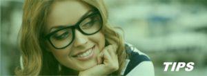Brillen monturen contactlenzen TIPS