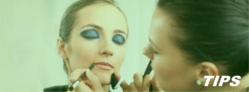 Make-up cosmetica TIPS