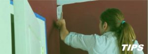 Verf verven schilderen muur TIPS