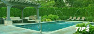 Zwembad tuin aanleg en onderhoud TIPS