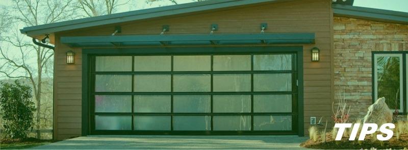 garagedeuren sectionaalpoorten TIPS