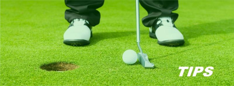 golf spelen golfen praktische TIPS