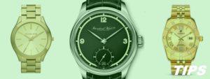 horloges uurwerken TIPS