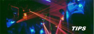 lasergame in groep TIPS