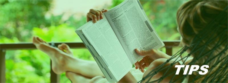 lezen boeken SF thriller roman TIPS
