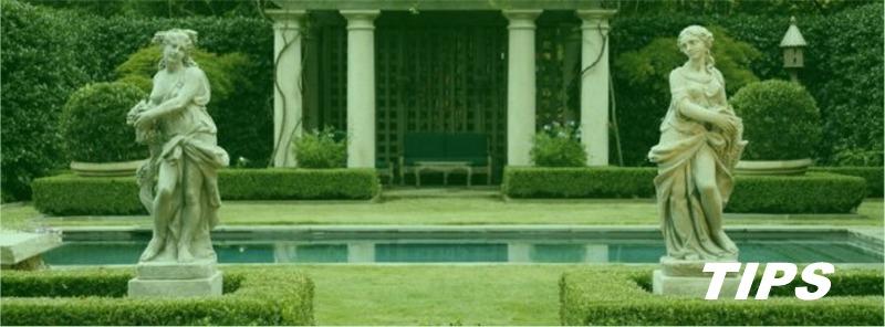 tuinbeelden tuindecoratie TIPS