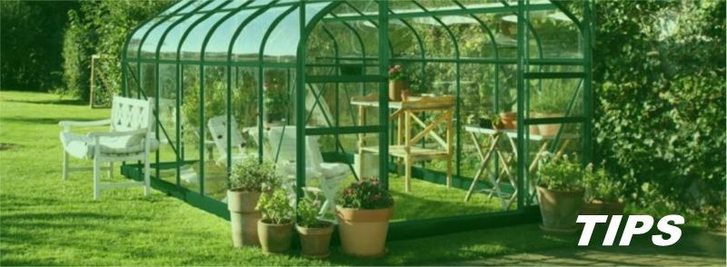 tuinserre of oranjerie voor mooie bloemen en planten TIPS
