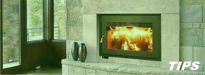 verwarming open haard flam TIPS