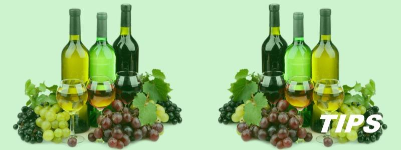 wijn witte rode rose TIPS van de wijnhandel in België en Nederland