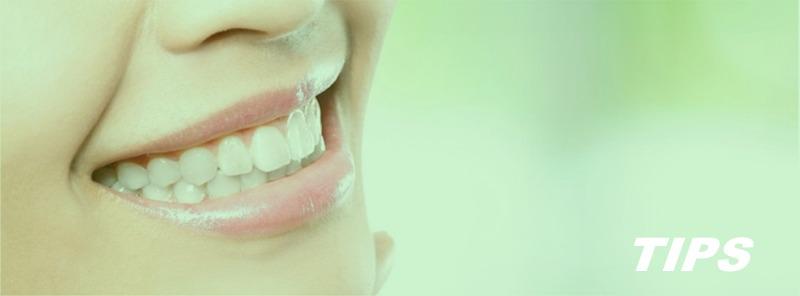 witte tanden bleachen poetsen TIPS