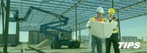 Industriebouw magazijn kantoor TIPS