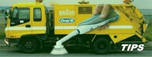 autoreclame autobelettering auto bestelwagen vrachtwagen TIPS