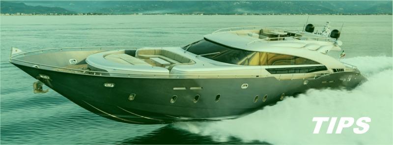 boten jacht zeilboot speedboot TIPS