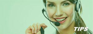 businesscentrum secretariaat call center TIPS
