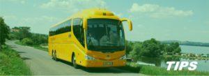 busvakantie autobus reizen TIPS