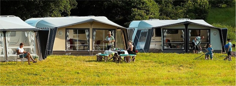 caravans kamping kamperen TIPS