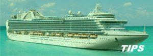 cruise vakantie schip TIPS