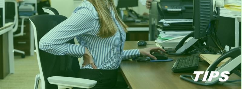 ergonomie kantoor thuis TIPS