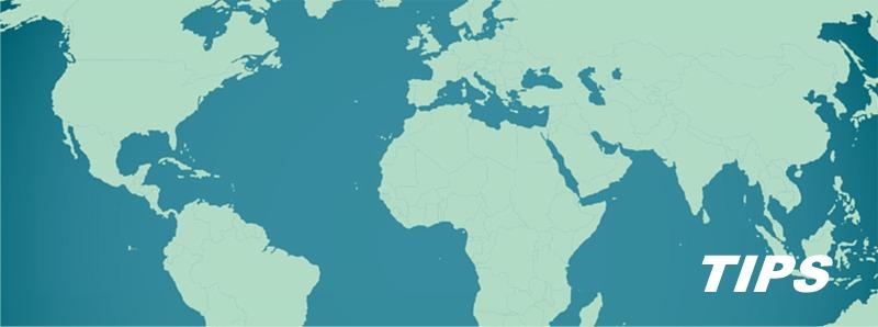 export internationale handel TIPS