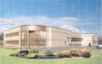 Industriebouw kantoor magazijn nieuwbouw