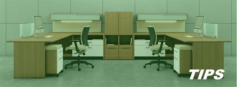 kantoormeubelen en kantoorinrichting TIPS
