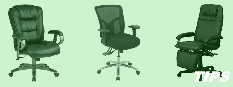 kantoorstoel bureaustoel TIPS
