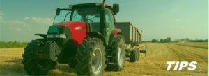 landbouwmachine traktor TIPS