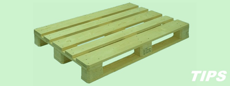 paletten pallets hout HT Heat Treated of kunststof TIPS