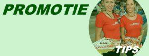 promotie campagne actie promoteam en hostessenbureau TIPS