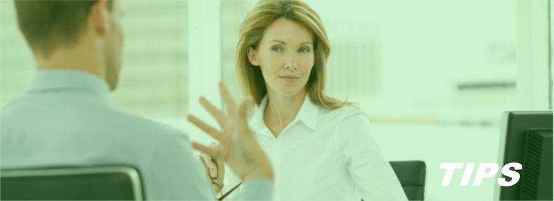 solliciteren op sollicitatiegesprek TIPS