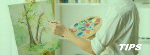 tekenen schilderen hobby TIPS