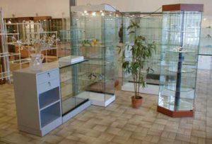 Vitrine TIPS verkoopvitrine winkel