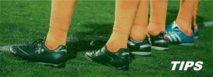 Sportschoenen voetbalschoenen TIPS 01