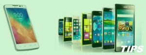 GSM smartphone mobiele telefoon TIPS