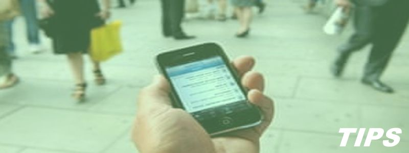 Mobiele reclame per locatie TIPS